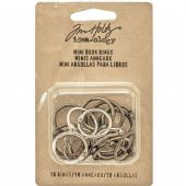 TIM HOLTZ® IDEA-OLOGY™ - Mini Book Rings - TH93272